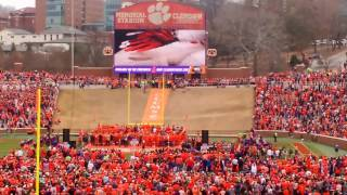 The Dream- Clemson National Championship Parade