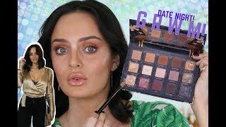 Date Night Get Ready With Me: Warm Eyeshadow Look! Chloe Morello