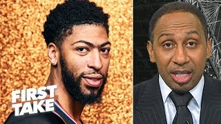 The Lakers as 2020 title favorites is 'valid' – Stephen A.   First Take