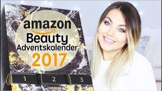 Amazon Beauty ADVENTSKALENDER 2017 - UNBOXING + LIVE TEST! ⭐️