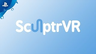SculptrVR - Launch Trailer | PS VR