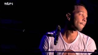 Bridge Over Troubled Water - John Legend - North Sea Jazz 2013