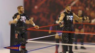 WWE Network: Go behind the scenes of Kevin Owens & Sami Zayn