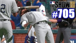 GAME 7 IN TEXAS!   MLB The Show 18   Road to the Show #705