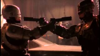 Robocop and Cable Mop up