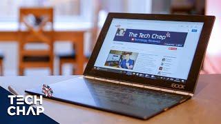 Lenovo Yoga Book Review (Windows 10)   2017