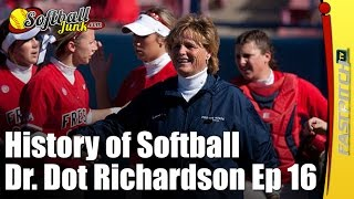 History Of Softball Show 16 - Margie Wright Video 1