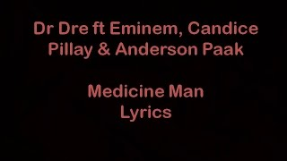 Dr.Dre - Medicine Man ft Eminem [Lyrics]