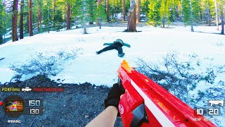 Nerf Gun Game 1: First Person Shooter (Call of Duty)