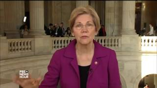 Silenced by the Senate, Elizabeth Warren explains why she opposes Sessions
