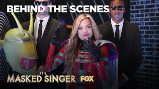 Behind The Mask   Season 1   THE MASKED SINGER