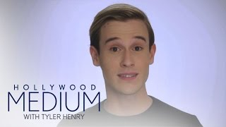Tyler Henry Gets Emotional Before Reading Snooki | Hollywood Medium with Tyler Henry | E!