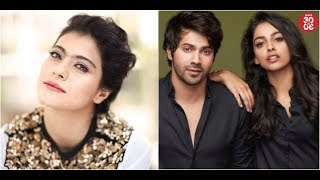 Kajol Gets Diplomatic About Sanitary Pad Taxation | Varun Dhawan Soon To Start Promoting