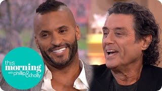 Ricky Whittle and Ian McShane Talk Body Transformations and Diva Demands | This Morning