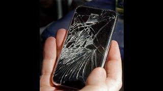 mein bruder hat mein iphone X zerstört..