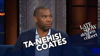Ta-Nehisi Coates: Trump Is The First White President