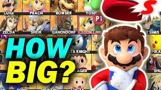 HOW BIG Will The Roster for Smash Bros Switch Be?