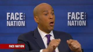 Cory Booker destroys GOP Obamacare repeal now, replace later scheme