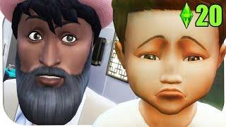 Palutens Kind VERWAHRLOST und mein neuer FREUND! ☆ Sims 4