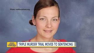 Triple murder trial moves to sentancing