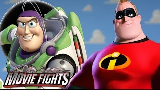 Best Pixar Movie (CinemaSins vs. Honest Trailers) - MOVIEFIGHTS!