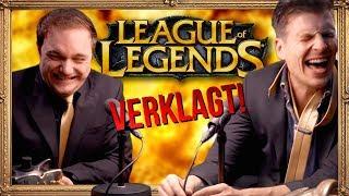 League of Legends verklagt & So fangt ihr Vampir-Ninjas #NerdScope Nr.24