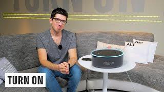 Alexa, schalte das Licht an! // Künstliche Intelligenz für Alle? - TURN ON Tech