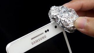5 Life hacks for aluminium foil