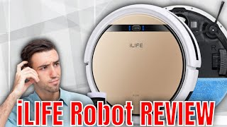 iLIFE Robot Vacuum Cleaner Review (V5s model) 2017