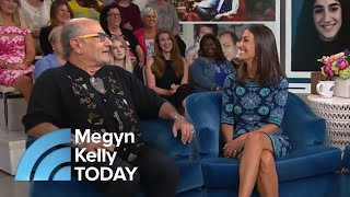 Woman Meets Her Father For The 1st Time: 'Am I Blessed Or What? | Megyn Kelly TODAY