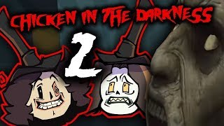 Chicken in the Darkness: Jump Scare Make Boys Cry - PART 2 - Ghoul Grumps: Nightmare Before Xmas