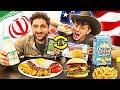 Persian & American Swap Foods!!mp3