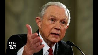 Watch: Jeff Sessions testifies before Senate Judiciary Committee on Justice Department oversight