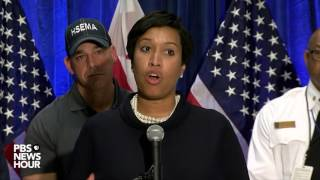 Watch D.C. Mayor Muriel Bowser news conference on Inauguration protests