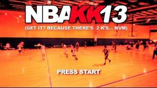 Real Life NBA 2K13