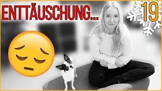 ER ENTTÄUSCHT MICH... Vlogmas Tag 19 - Kathi2go