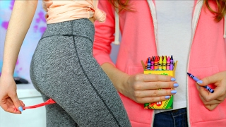 14 DIY CLOTHING LIFE HACKS You