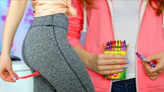 14 DIY CLOTHING LIFE HACKS You