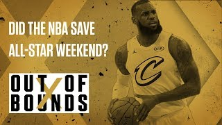 Did the NBA Save All-Star Weekend? | Out of Bounds