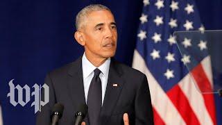 Obama campaigns for Pennsylvania Democrats
