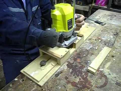 Изготовление фрезера своими руками
