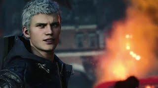 Devil May Cry 5 Announcement Trailer - E3 2018
