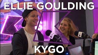 Ellie Goulding & Kygo talk First Time, first kisses & more!