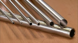 Seamless Stainless Steel Tubes   How It