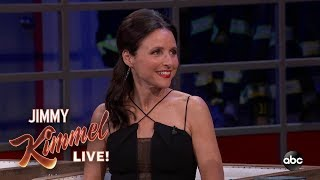 Julia Louis-Dreyfus on Receiving Mark Twain Prize