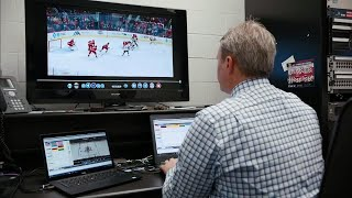 How the video coach can have a game-changing role for an NHL team