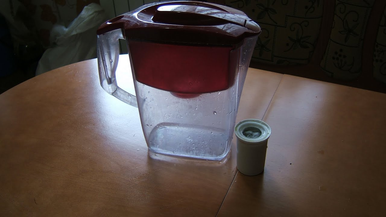 Как сделать фильтр для воды своими руками из бутылки