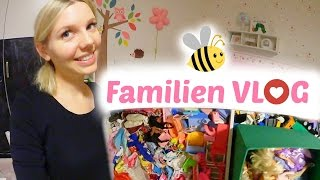 XXL Familien Vlog | Spielzeug ausmisten | Food Haul | Barbies | 29 SSW | Isabeau