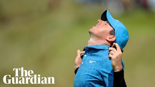 'What else can go wrong?' - McIlroy after nightmare Open start