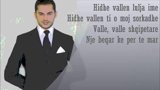 Shpat Kasapi - Valle Kosovare ( Lyrics )